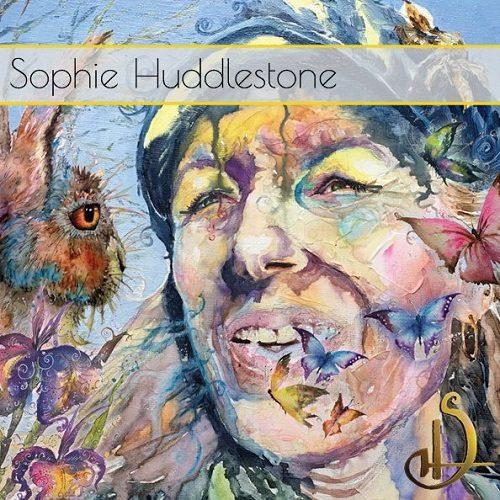 Artist Sophie Huddlestone paintings