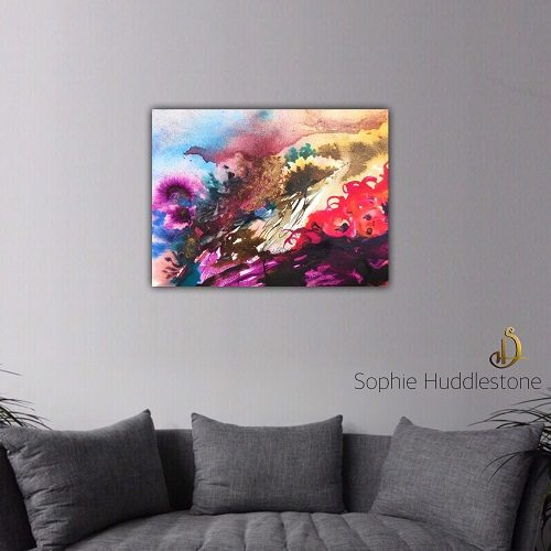 Sophie Huddlestone canvas art
