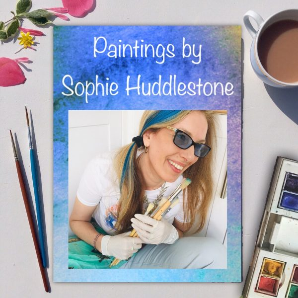 Artist Sophie Huddlestone